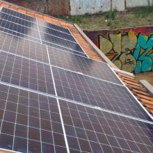 ENERGIA SOLAR RESIDENCIAL 2,94 KWP 7 MÓDULOS CASCAVEL PARANÁ
