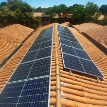 ENERGIA SOLAR RESIDENCIAL 6,12 KWP 18 MÓDULOS TERESINA PIAUÍ