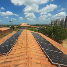 ENERGIA SOLAR RESIDENCIAL 4,70 KWP 15 MÓDULOS TERESINA PIAUÍ