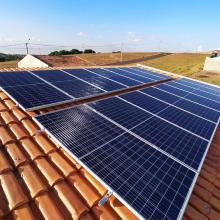 ENERGIA SOLAR RESIDENCIAL 5,10 KWP 15 MÓDULOS AÇAILÂNDIA MA