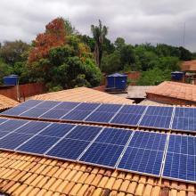 ENERGIA SOLAR RESIDENCIAL 5,78 KWP 17 MÓDULOS MA