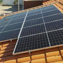 ENERGIA SOLAR RESIDENCIAL 3,74 KWP 11 MÓDULOS ÁGUA BRANCA PI