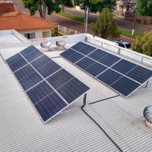ENERGIA SOLAR RESIDENCIAL 13,20 KWP 30 MÓDULOS DAVINÓPOLIS MA