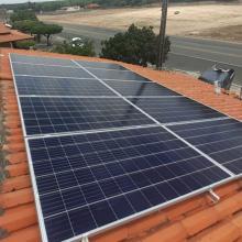 ENERGIA SOLAR RESIDENCIAL 3,35 KWP 10 MÓDULOS LUÍS CORREIA PI