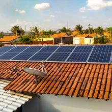 ENERGIA SOLAR RESIDENCIAL 5,10 KWP 15 MÓDULOS IMPERATRIZ MA