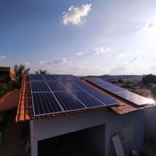 ENERGIA SOLAR RESIDENCIAL 6,03 KWP 18 MÓDULOS AÇAILÂNDIA MA