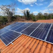 ENERGIA SOLAR RESIDENCIAL 3,06 KWP 9 MÓDULOS AÇAILÂNDIA MA