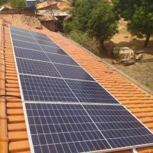 ENERGIA SOLAR RESIDENCIAL 5,47 KWP 15 MÓDULOS CIDELÂNDIA MA