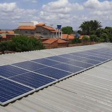 ENERGIA SOLAR RESIDENCIAL 4,08 KWP 12 MÓDULOS BARRA DO CORDA MA