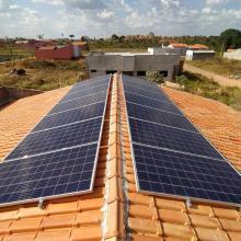 ENERGIA SOLAR RESIDENCIAL 4,69 KWP 14 MÓDULOS AÇAILÂNDIA MA