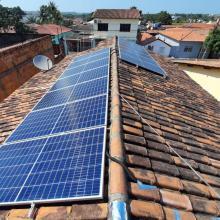 ENERGIA SOLAR RESIDENCIAL 4,42 KWP 13 MÓDULOS BALSAS MARANHÃO