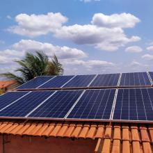 ENERGIA SOLAR RESIDENCIAL 3,68 KWP 11 MÓDULOS AÇAILÂNDIA MA