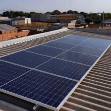 ENERGIA SOLAR RESIDENCIAL 2,04 KWP 6 MÓDULOS CASCAVEL PARANÁ