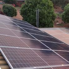 ENERGIA SOLAR RESIDENCIAL 6,57 KWP 18 MÓDULOS DEODÁPOLIS MS
