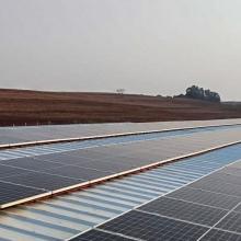 ENERGIA SOLAR RESIDENCIAL 100,44 KWP 279 MÓDULOS UBIRATÃ PR