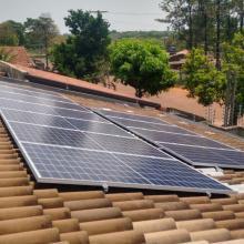 ENERGIA SOLAR RESIDENCIAL 4,01 KWP 11 MÓDULOS DOURADOS MS