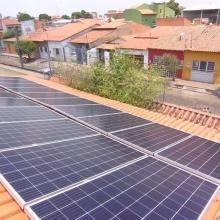 ENERGIA SOLAR RESIDENCIAL 13,07 KWP 39 MÓDULOS IMPERATRIZ MA