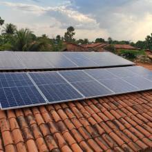 ENERGIA SOLAR RESIDENCIAL 4,38 KWP 12 MÓDULOS MA