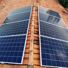 ENERGIA SOLAR RESIDENCIAL 2,68 KWP 8 MÓDULOS MA