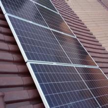 ENERGIA SOLAR RESIDENCIAL 7,48 KWP 17 MÓDULOS DOURADOS MS