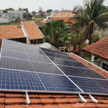 ENERGIA SOLAR RESIDENCIAL 4,00 KWP 10 MÓDULOS CAMPO GRANDE MS