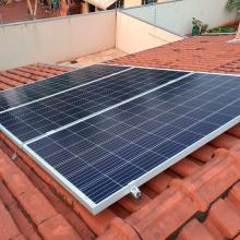 ENERGIA SOLAR RESIDENCIAL 3,68 KWP 11 MÓDULOS CAMPO GRANDE MS