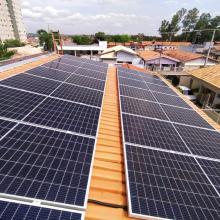 ENERGIA SOLAR RESIDENCIAL 10,12 KWP 23 MÓDULOS AÇAILÂNDIA MA