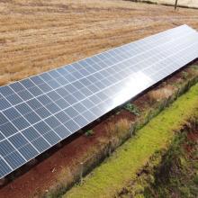 ENERGIA SOLAR RURAL 54,29 KWP 122 MÓDULOS RIO DOS ÍNDIOS RS