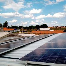 ENERGIA SOLAR RESIDENCIAL 9,04 KWP 27 MÓDULOS LAGOA GRANDE MG