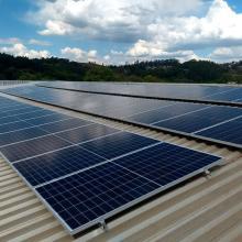 ENERGIA SOLAR RURAL 20,54 KWP 52 MÓDULOS ALPESTRE RS