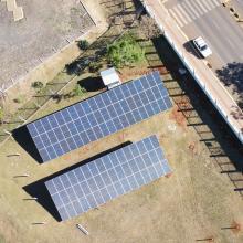 ENERGIA SOLAR RURAL 42,66 KWP 108 MÓDULOS CHAPECÓ SC