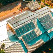 ENERGIA SOLAR COMERCIAL 19,80 KWP 55 MÓDULOS CRICIÚMA SC