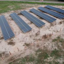 ENERGIA SOLAR RURAL 100,50 KWP 300 MÓDULOS SANTA INÊS MARANHÃO