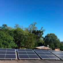 ENERGIA SOLAR RESIDENCIAL 9,04 KWP 27 MÓDULOS ESPUMOSO RS