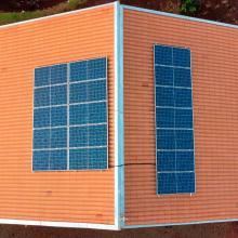 ENERGIA SOLAR RESIDENCIAL 5,78 KWP 17 MÓDULOS TOLEDO PARANÁ