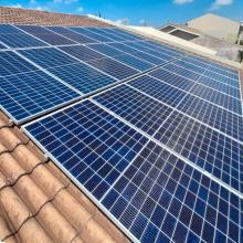 ENERGIA SOLAR RESIDENCIAL 9,72 KWP 24 MÓDULOS CASCAVEL PARANÁ