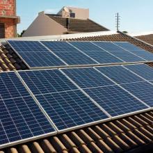 ENERGIA SOLAR RESIDENCIAL 3,40 KWP 10 MÓDULOS CASCAVEL PARANÁ
