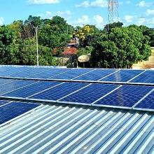 ENERGIA SOLAR COMERCIAL 7,26 KWP 22 MÓDULOS CORONEL BICACO RS