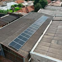 ENERGIA SOLAR COMERCIAL 6,48 KWP 16 MÓDULOS DOURADOS MS