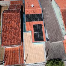 ENERGIA SOLAR RESIDENCIAL 4,00 KWP 8 MÓDULOS TAUBATÉ SÃO PAULO