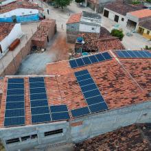 ENERGIA SOLAR RESIDENCIAL 12,06 KWP 36 MÓDULOS LAJEDO PERNAMBUCO