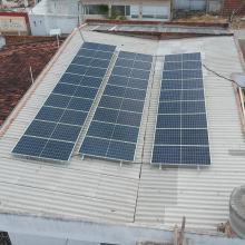 ENERGIA SOLAR RESIDENCIAL 9,52 KWP 28 MÓDULOS VERTENTES PE