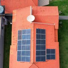 ENERGIA SOLAR RESIDENCIAL 6,88 KWP 17 MÓDULOS PIMENTA BUENO RO