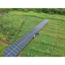 Energia Solar Comercial 32,04 kWp 80 módulos Canindé Ceará