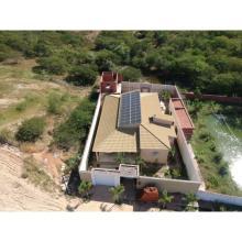 ENERGIA SOLAR RESIDENCIAL 9,96 KWP 24 MÓDULOS CANINDÉ CEARÁ