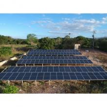 ENERGIA SOLAR COMERCIAL 43,57 KWP 105 MÓDULOS CANINDÉ CEARÁ