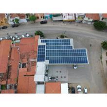 ENERGIA SOLAR COMERCIAL 51,34 KWP 151 MÓDULOS CANINDÉ CEARÁ