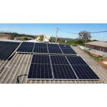 Energia Solar Residencial 3,15 kWp 7 módulos Caiçara RS