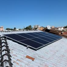 ENERGIA SOLAR RESIDENCIAL 3,73 KWP 10 MÓDULOS CARAZINHO RS