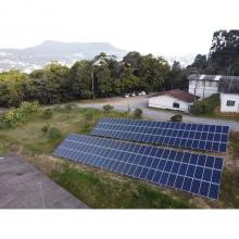 ENERGIA SOLAR INDUSTRIAL 58,29 KWP 174 MÓDULOS RIO DO SUL SC